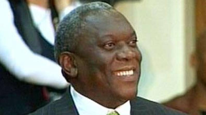 The relationship between India and South Africa is truly special it stands for peace in a time of turmoil said South African Minister of Post and Telecommunications Siyabonga Cwele. (Photo: Facebook)