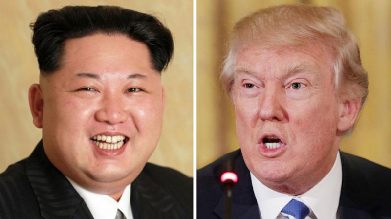 The White House said Trump will deliver a speech at South Korea's National Assembly and urge 'common resolve in the face of shared threat'. (Photo: AFP/File)