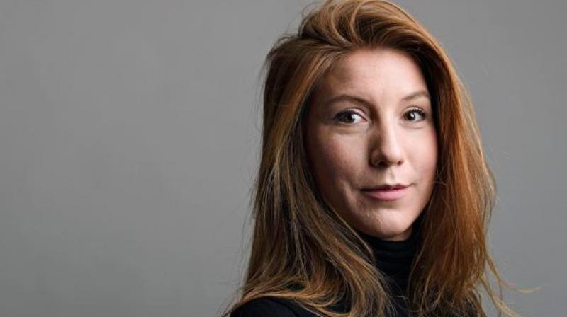 Danish police have confirmed the remains found are that of the missing Swedish journalist Kim Wall. (Photo: Twitter)