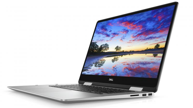 The new Inspiron 7000 2-in-1 family comes in 13, 15 and 17-inch sizes.