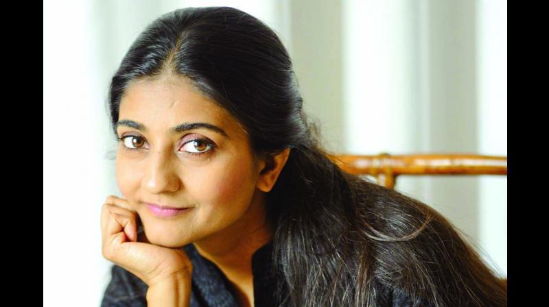 Financial journalist Deepali Gupta