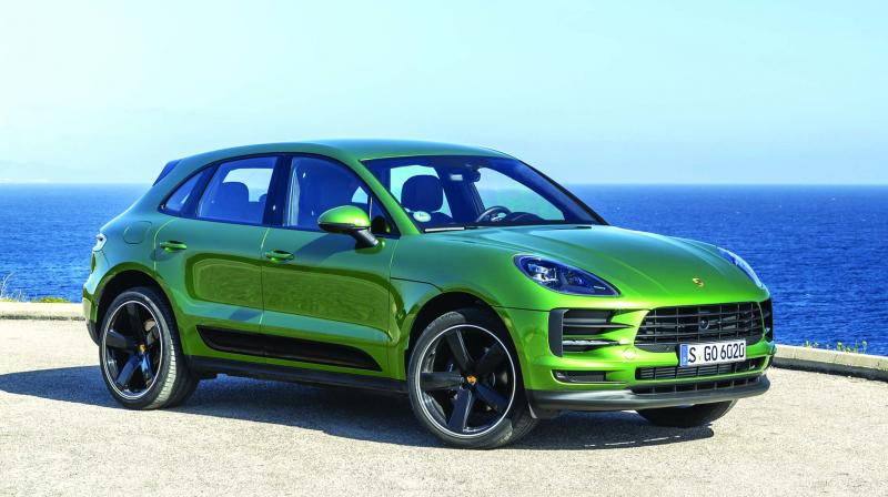 Porsche, the German super sports luxury car maker, has launched the Porsche Macan SUV facelift in India, with entry-level, four-cylinder model priced at Rs 69.98 lakh, and the V6-engined Porsche Macan S priced at Rs 85.03 lakh to boost sales in Asia's third biggest economy.