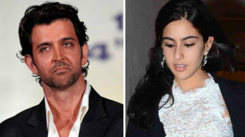 Hrithik Roshan to pair up with Sara Ali Khan?