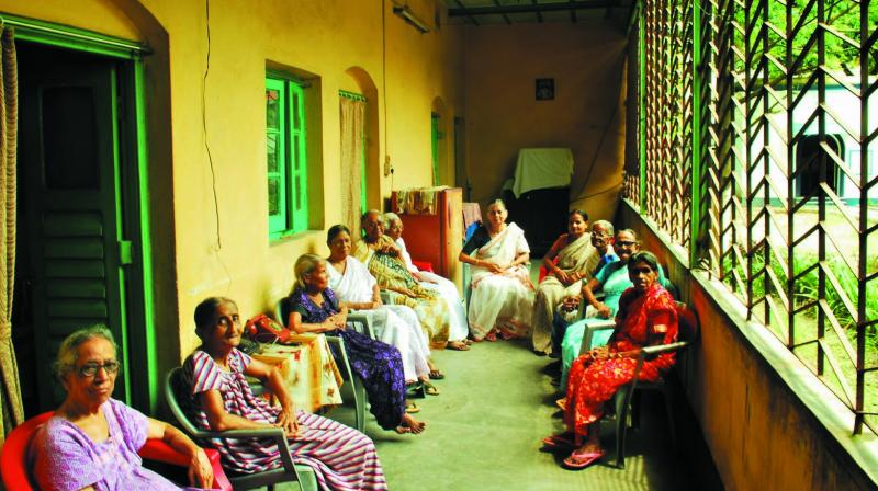 As many as 71 per cent of India's senior citizens reside in rural areas while 29 per cent live in urban areas almost mirroring the rural urban mix of our population.