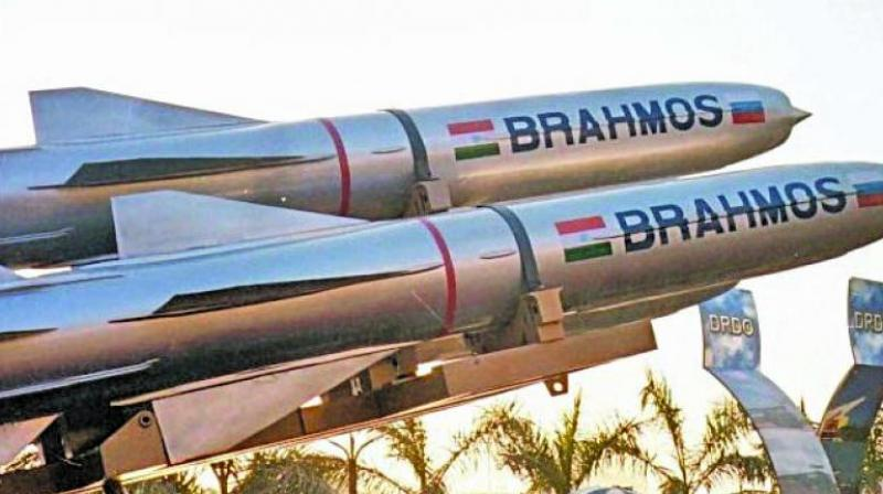 The missile was test-fired from a mobile launcher stationed at Launch pad 3 of the Integrated Test Range (ITR) at Chandipur near Balasore at 10:40 am. (Photo: File)