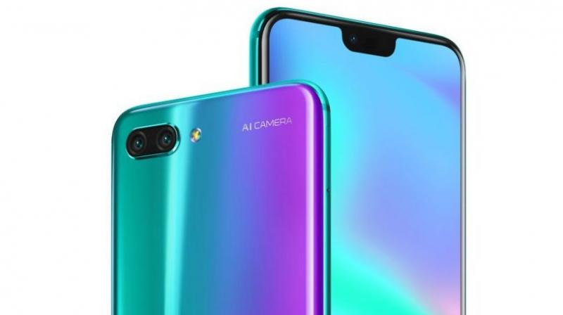 The judges awarded the Honor 10 for its unique design and powerful AI cameras, of which the latter has been claimed to be the best-in-class.