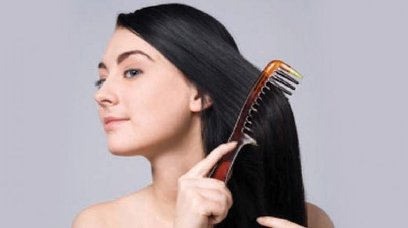 The treatment has many advantages. It has a ground breaking energy code complex, which determines your hair's personal energy code. (Photo: File)
