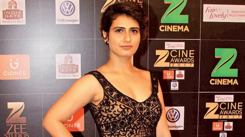 Fatima Sana Shaikh.