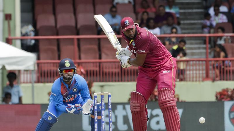 West Indies batting icon Brian Lara on Friday said the Kieron Pollard-led side should target becoming an improved outfit by the end of its limited-overs series against India here even if it fails to win much in the rubber. (Photo: AP)