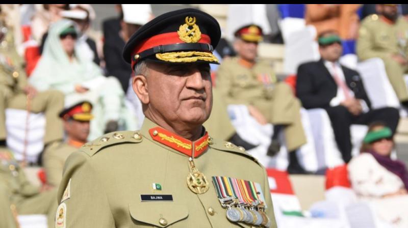 Pak Army Chief General Qamar Javed Bajwa (Photo: AFP)