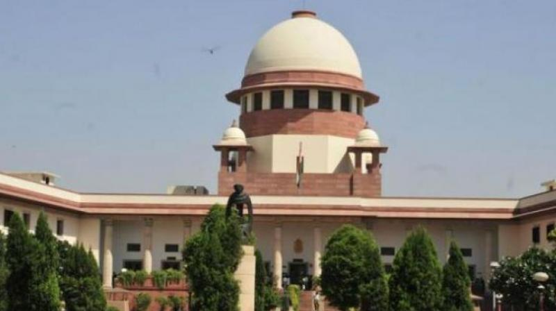 Supreme Court of India. (Photo: PTI)