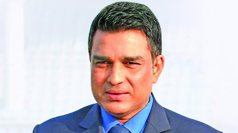 Former cricketer Sanjay Manjrekar on Tuesday was mocked for his commentary as he posted a tweet on 'being a parent'.