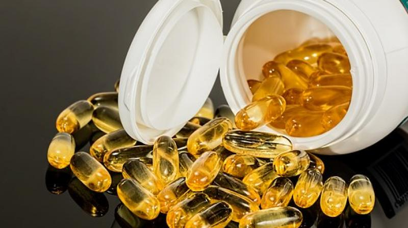 Vitamin D supplements are beneficial for heart health. (Photo: Representational/Pixabay)