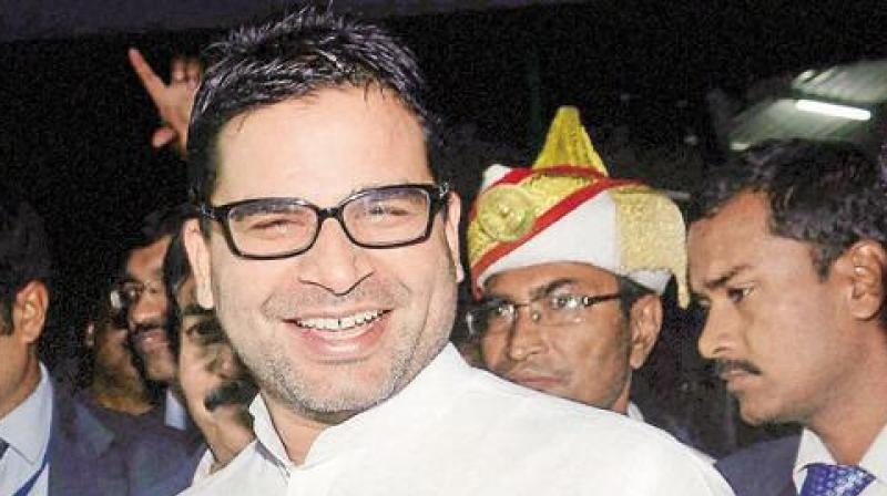 Prashant Kishor (Photo: PTI)