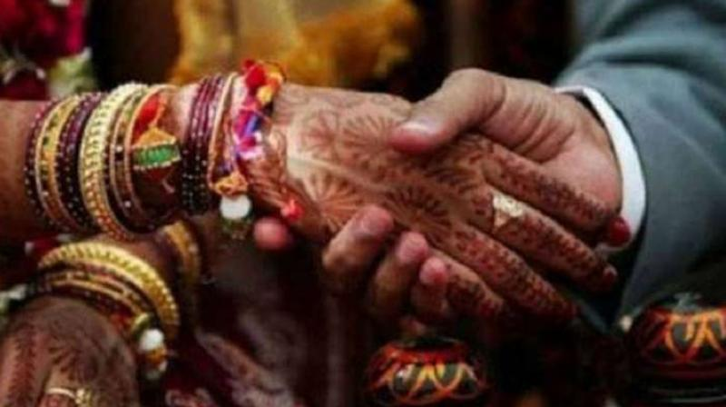 Justice Rekha Palli opined that not treating physical presence as a mandatory requirement would also encourages parties to easily get their marriages registered. (Representational image: PTI)