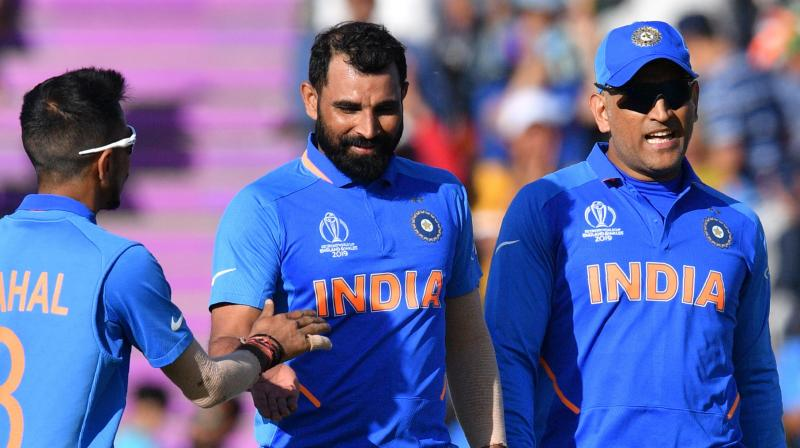 For someone, who loved his biryani, Shami's new mantra has been fitness which helped him bowl some great spells for India in Test matches last year. (Photo: AFP)