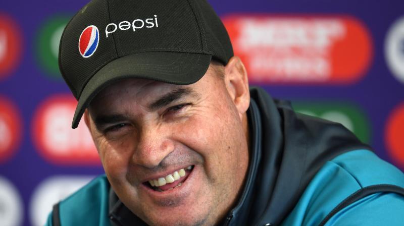 Pakistan will next take face New Zealand on June 26 at Edgbaston. (Photo: AFP)