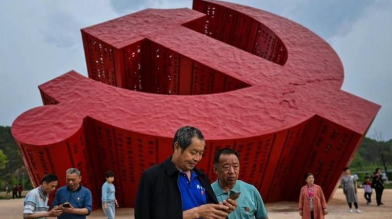 News.The Communist Party of China (CPC) celebrated a hundred years of its existence on the 1st of July. (AFP Photo)