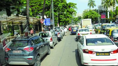 Parking woes hit Mantralaya