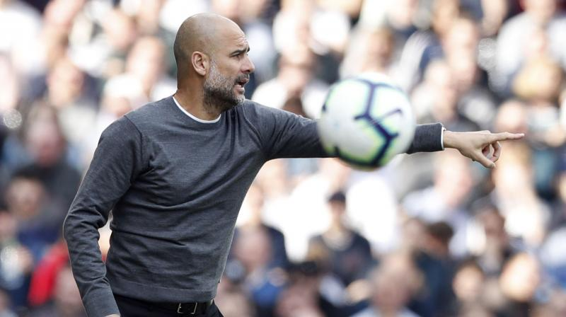 Watford manager Javi Gracia may not have the reputation that Guardiola enjoys in the game but he has made his mark this season by guiding the Hornets to a creditable 11th-place finish in the Premier League and only their second FA Cup final. (Photo: AP)