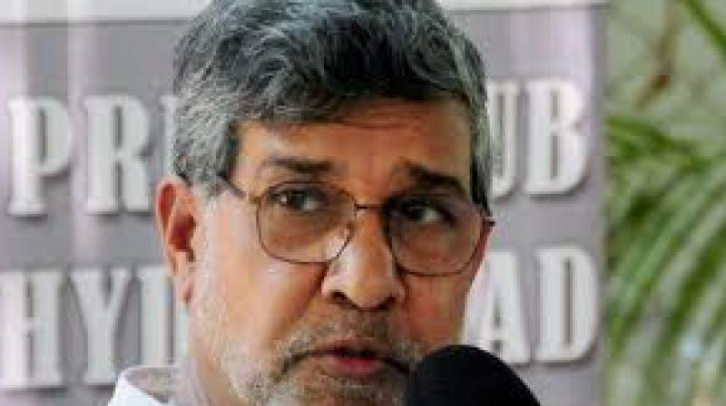 Nobel laureate Kailash Satyarthi (Photo: PTI)