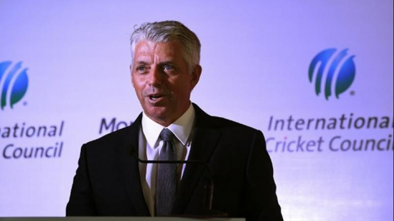 ICC is on the verge of putting forward some proposals that would do wonders for international cricket, said ICC chief executive Dave Richardson. (Photo: AFP)