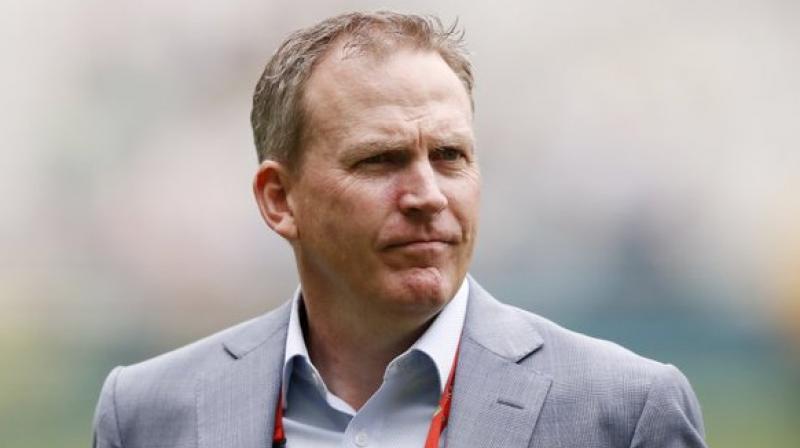 Cricket Australia chief executive Kevin Roberts. Twitter Photo