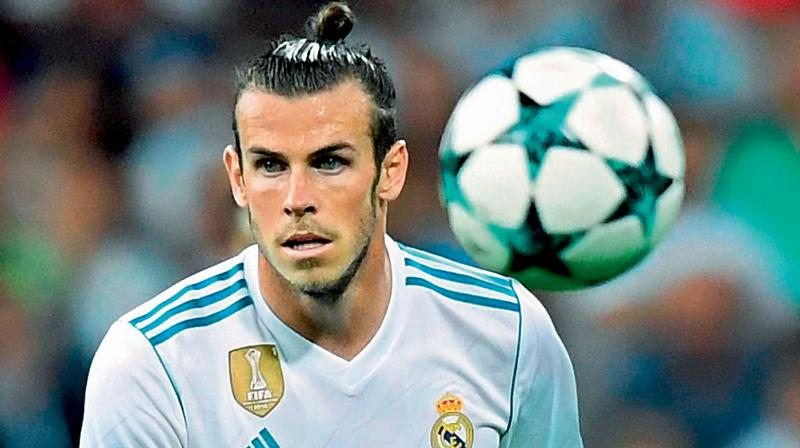 Real Madrid's Gareth Bale. DC File Photo