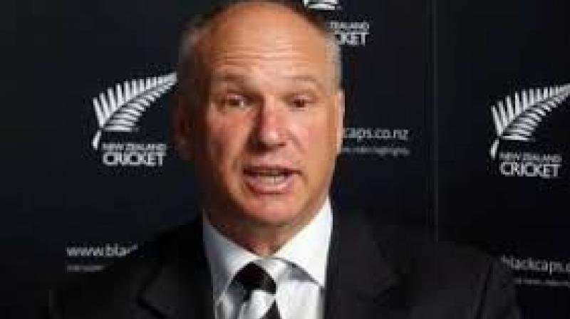 NZC chief David White. Twitter Photo