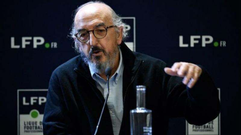 Jaume Roures, the head of Spanish media company Mediapro which broadcasts La Liga. Twitter Photo