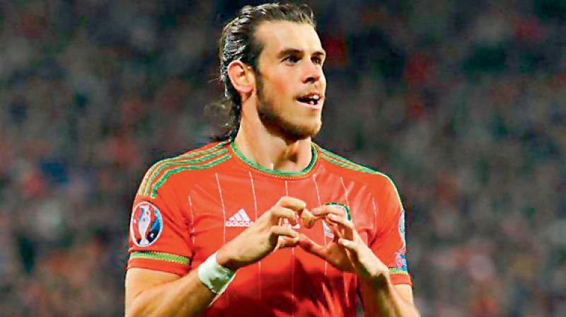 Real Madrid's Gareth Bale. DC File Photo