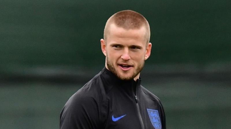Eric Dier of Tottenham Hotspur. AFP Photo