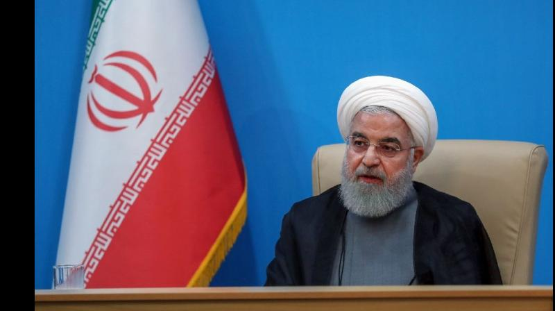 Rouhani also stressed the need to boost Tehran's banking and oil cooperation with other countries. (Photo: File)