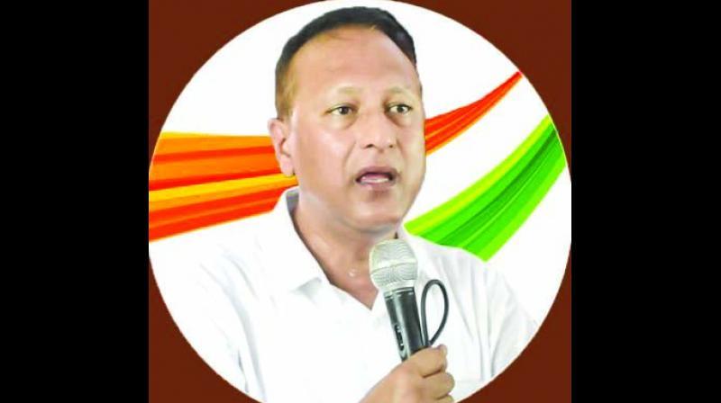 Congress MP Pradyut Bordoloi