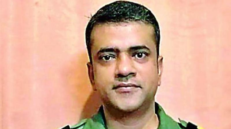 Commander Vijay Verma