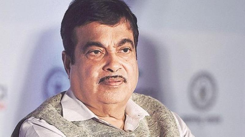 Claiming that Gadkari is being 'sidelined' by the BJP, Tiwari said if the party or Amit Shah authorise Gadkari to intervene, he can resolve the impasse in two hours. (Photo: File)