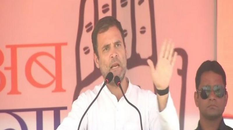 Rahul Gandhi expresses regret over Rafale remarks wrongly attributed to Supreme Court