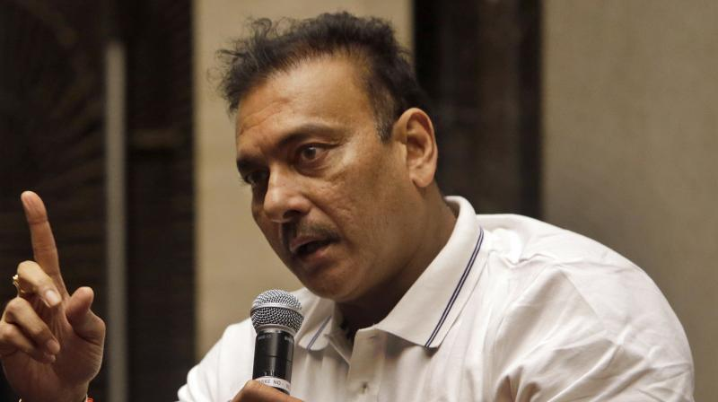 Shastri said that with points at stake, World Test Championship is a serious business. (Photo: File)