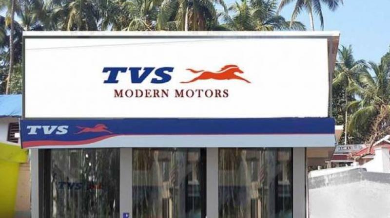 TVS Motor. (Image- PTI)