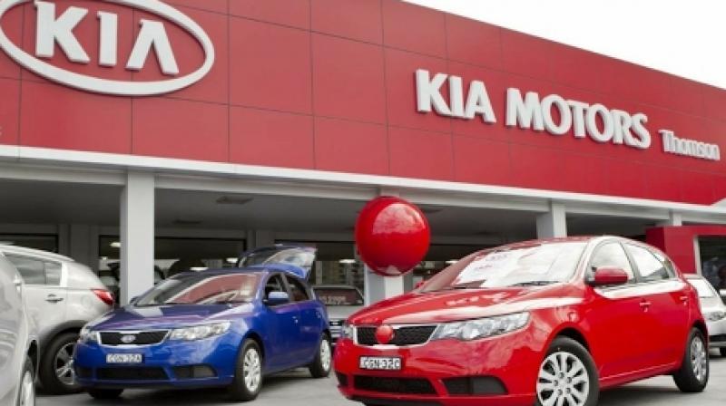 Kia Motors. (Image- PTI)