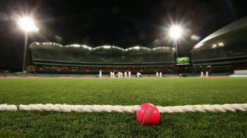 India play their first day-night test as part of a two-match series against Bangladesh this month and while there may be some apprehension about using the pink ball for the first time they are unlikely to lose any sleep about facing a team in disarray.  (Photo:Twitter)