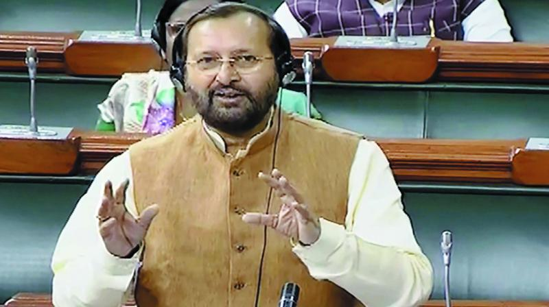Indian studies have not shown a correlation between shortening of life and pollution, the Minister for Environment, Forest and Climate Change said. (Photo: File | PTI)