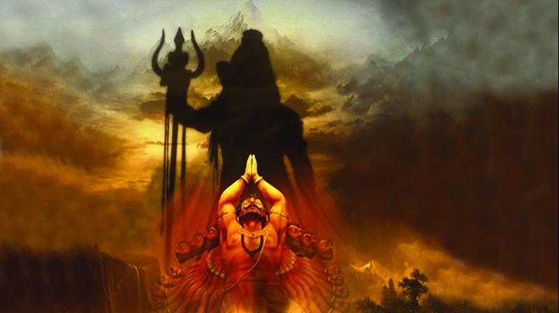 The heroic character of Ram from the epic Ramayana plays a cult even today in Indian politics. The pan-Indian presence makes him attractive to most politicians in search of symbols.
