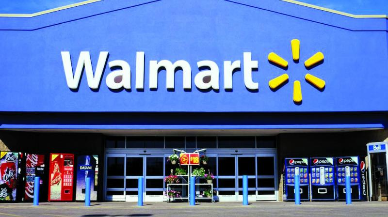 Despite two deadly shootings at its stores in less than a week, American retail giant Walmart has no plans to stop selling guns and ammunition, a spokesman said Sunday. (File/ Representational Image)