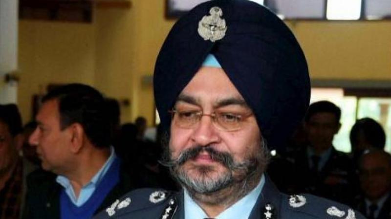 Air Chief Marshal B.S. Dhanoa (Photo: PTI)