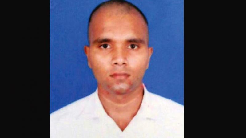 Navy cadet Gudeppa Sooraj (Photo: File)