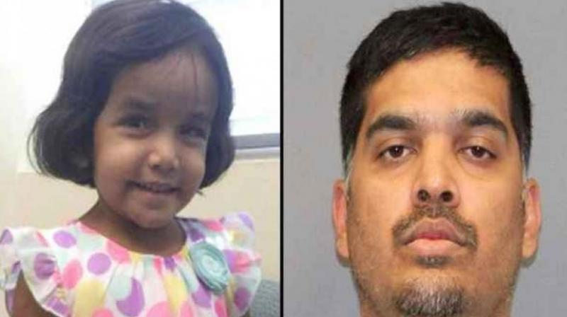 Mathews had been charged with capital murder of a person under the age of 10 in the death of his special needs adoptive daughter, Sherin, in October 2017. (Photo: File)