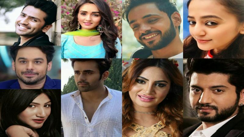 TV stars wish on Eid 2019.