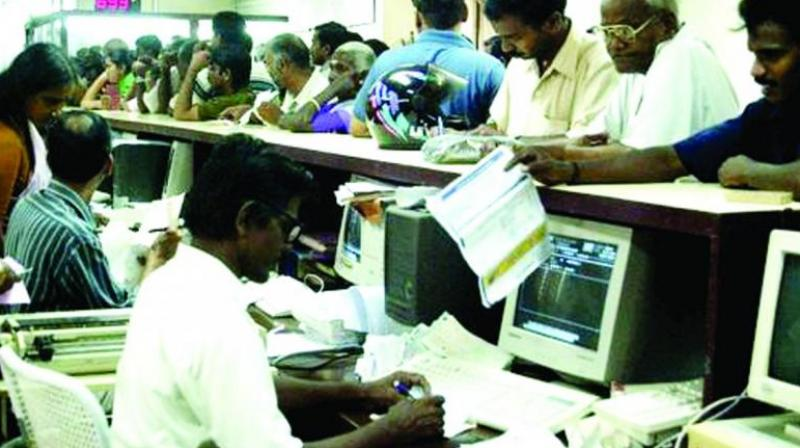 Bigger banks are less motivated to work with MSMEs on loans due to smaller business accounts. (Representational Image)