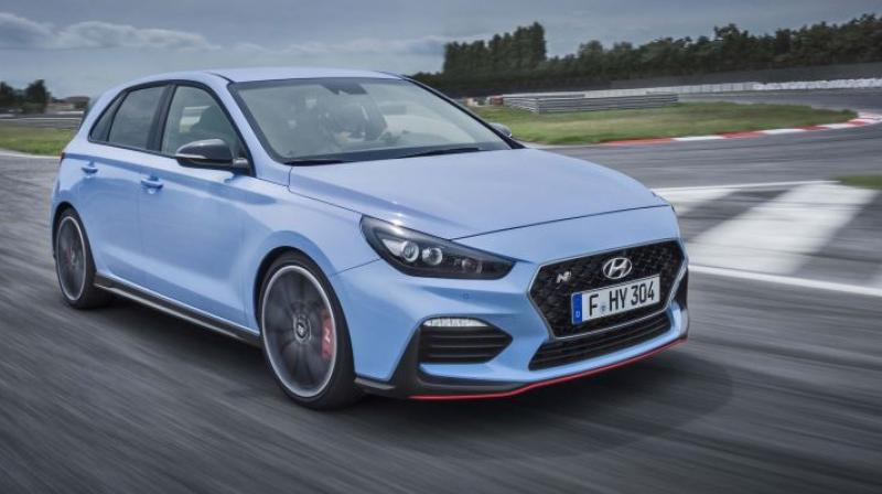 Let's check out what makes the i30 N special.